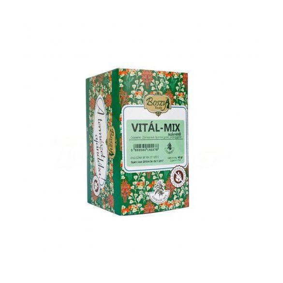 BOSZY VITÁL-MIX TEA