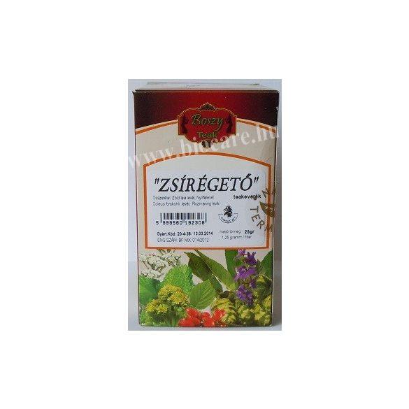 Boszy zsírégető teakeverék 20x1g 40 g