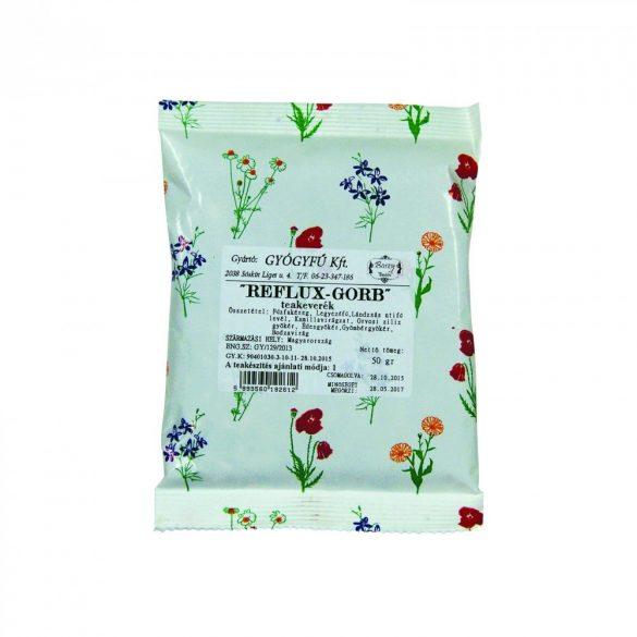 Gyógyfű reflux-gorb teakeverék 50 g
