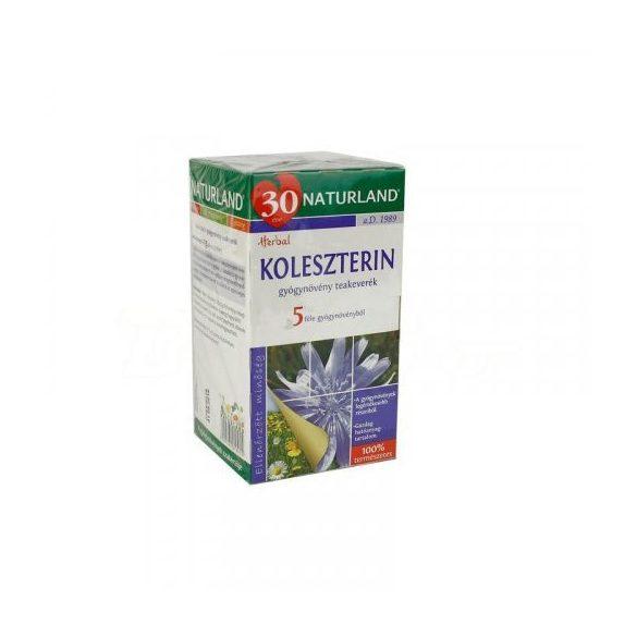 Naturland koleszterin teakeverék 40 g