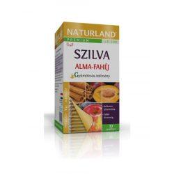 Naturland Prémium Szilva-Alma-Fahéj Tea 20 filter