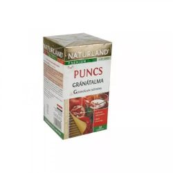 Naturland prémium puncsos gránátalma tea 40 g