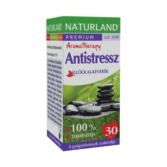 Naturland antistressz illóolaj-keverék 10 ml