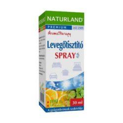 Naturland prémium levegőtisztító spray 30 ml