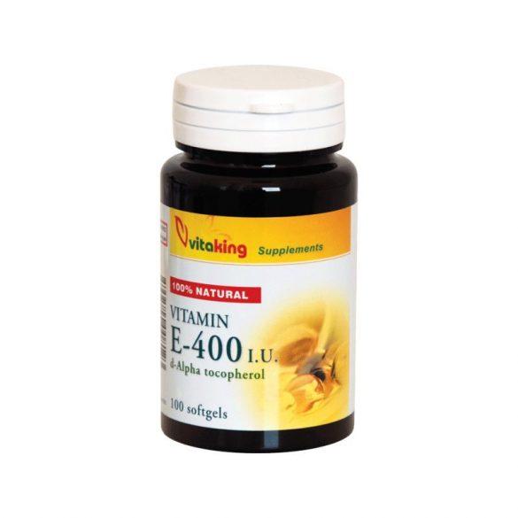 Vitaking E400-Vitamin Kapszula 60db