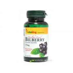 Vitaking feketeáfonya 470 mg 90 db