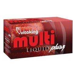 Vitaking Multi Liquid Plusz New 2014 30 db