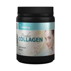 Vitaking collagen powder lemon citromos ízű kollagén por 330 g