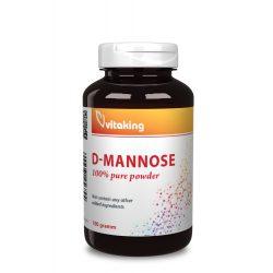 Vitaking d-mannose por 100 g