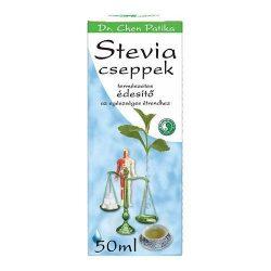 Dr.chen stevia cseppek 50 ml