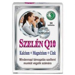 Dr.chen szelén q10+ca+mg+cink tabletta 30 db