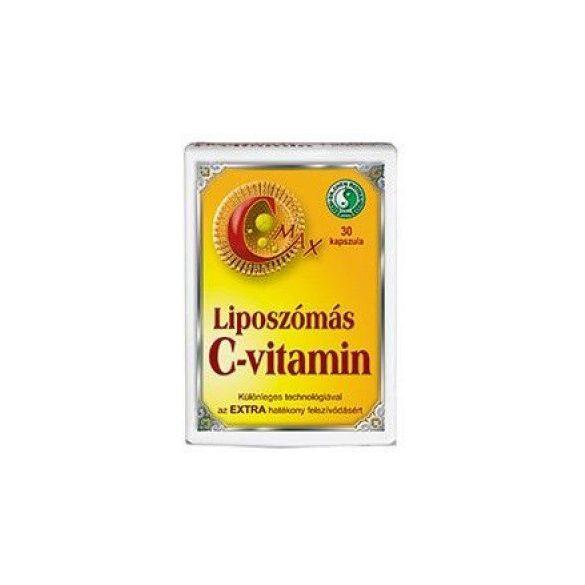 Dr.chen c-max liposzómás c-vitamin kapszula 30 db