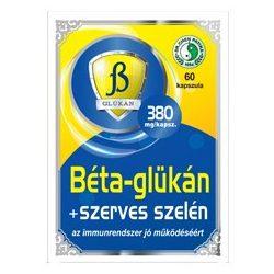 Dr.chen béta-glükán + szelén kapszula 60 db