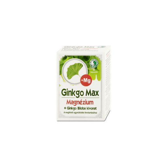 Dr.chen ginkgo max kapszula magnéziummal 60 db