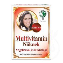 Dr.chen multivitamin nőknek klim-vit kapszula 60 db