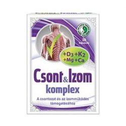 Dr. Chen Csont Izom Komplex tabletta 60 db