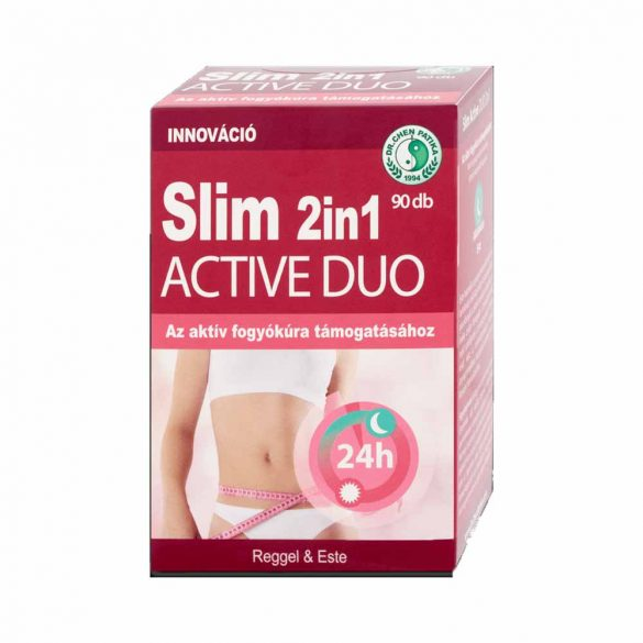 Dr.chen slim activ duo 2in1 kapszula 90 db