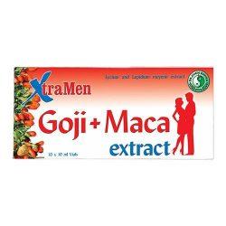 Dr.chen xtramen goji+maca ivóampulla 100 ml