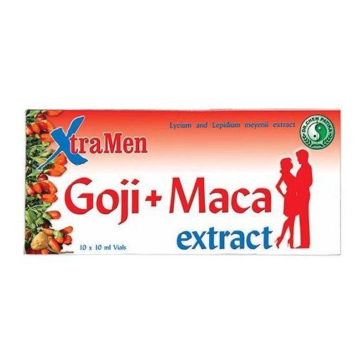 DR.CHEN XTRAMEN GOJI+MACA AMPULLA 100ML 10X10 ml