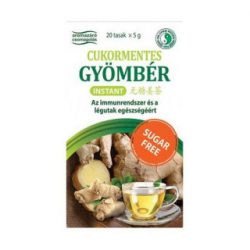 Dr.chen instant gyömbér tea cukormentes 100 g