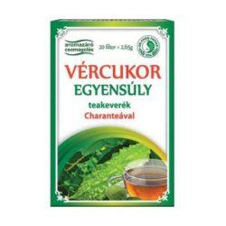 Dr.chen vércukor egyensúly tea 53 g