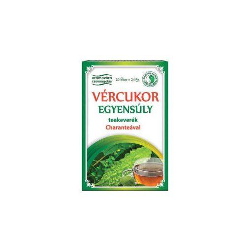 DR.CHEN VÉRCUKOR EGYENSÚLY TEA 20 filter