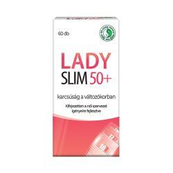 Dr.chen lady slim 50+ kapszula 60 db