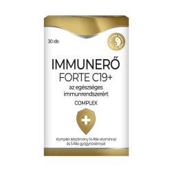 Dr.chen immunerő forte C19+tabletta 30 db