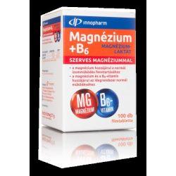 Innopharm Magnézium Laktát+B6 Filmtabl. 100 db