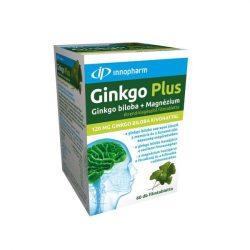 Vitaplus ginkgo plus 120 mg filmtabletta 60 db