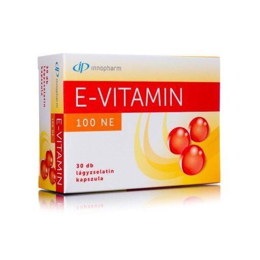 INNOPHARM E-VITAMIN 100 NE KAPSZULA 30DB 30 db