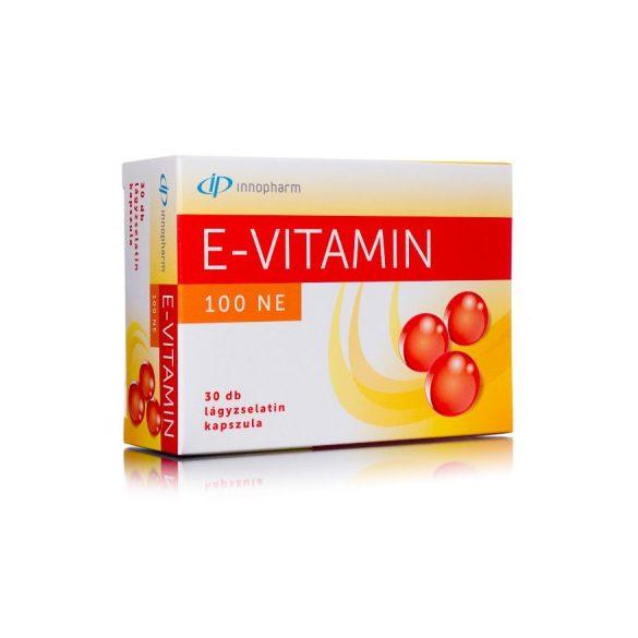 Innopharm e-vitamin 100 ne kapszula 30 db