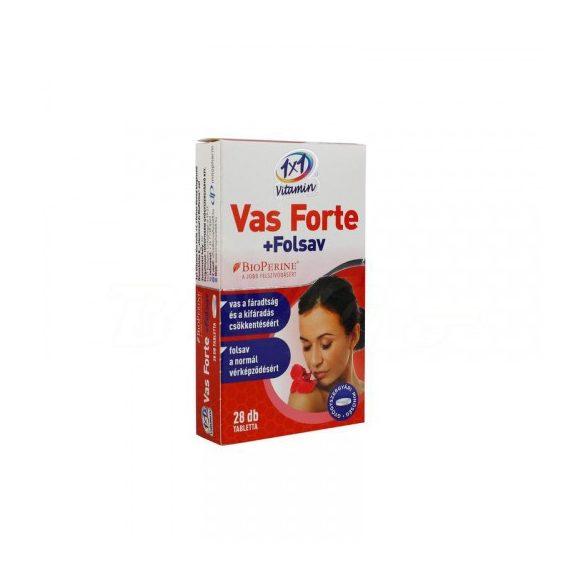 1x1 VAS FORTE + FOLSAV 28 DB BIOPERINNEL 28 db