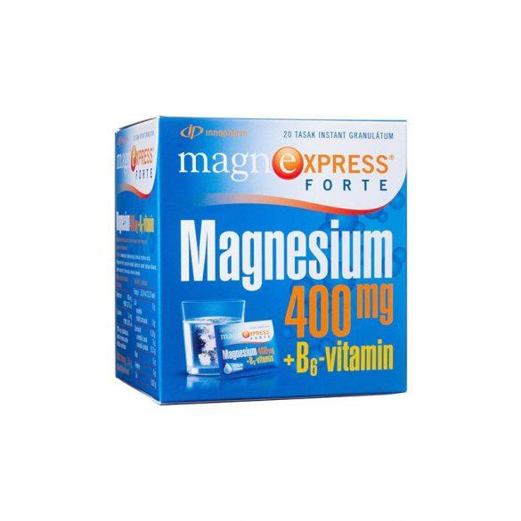 Innopharm magnexpress forte 400mg granulátum 20 db
