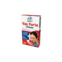 1X1 Vas Forte +C+Folsav Tabletta 28 db
