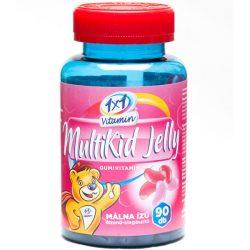 1x1 vitamin multikid jelly gumivitamin 90 db
