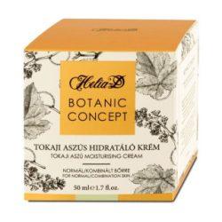 Helia-D tokaji aszús hidratáló krém normál bőrre 50 ml