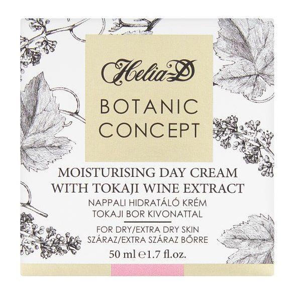 Helia-D tokaji aszús hidratáló krém száraz bőrre 50 ml