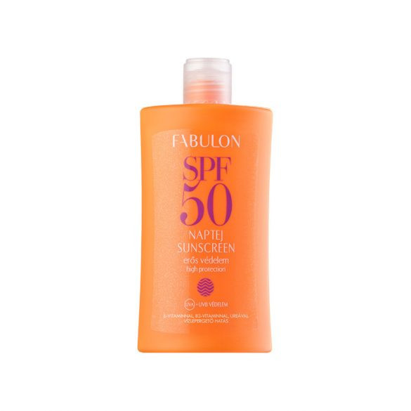 Fabulon naptej spf 50 200 ml