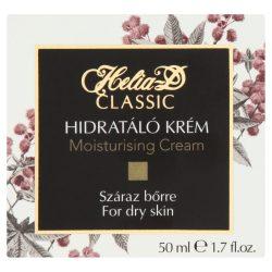 Helia-d classic hidratáló krém száraz bőrre 50 ml
