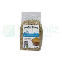 Greenmark bio jázmin rizs fehér 500 g