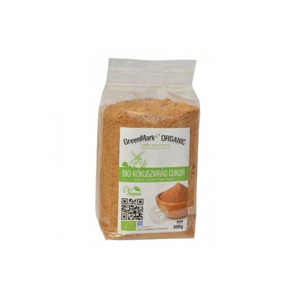 Greenmark bio kókuszvirág cukor 500 g