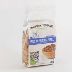 Greenmark bio mandulabél 100 g