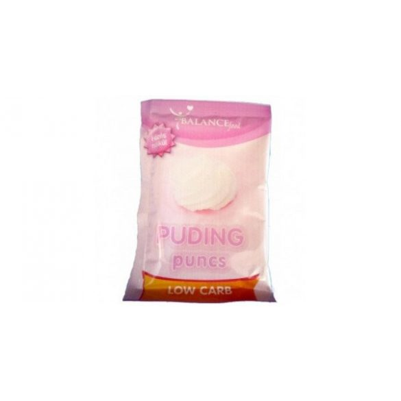 Balance food low carb instant puncspuding 60 g