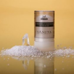 Vanita sókristály dezodor 120 g