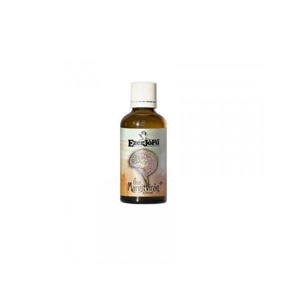 Ezerjófű őszi margitvirág+ kivonat 50 ml