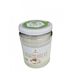 Éden prémium bio extra szűz kókuszolaj (vco) 400+50 ml 450 ml