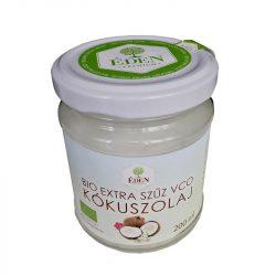 Éden prémium bio extra szűz kókuszolaj (vco) 200 ml 200 ml
