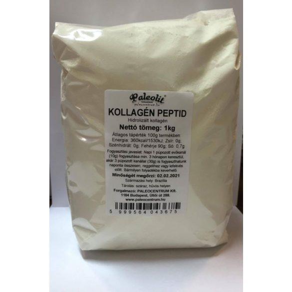 PALEOLIT KOLLAGÉN PEPTID /SERTÉS/ 500G 500 g