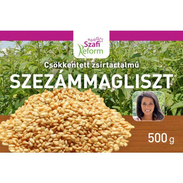 Szafi Fitt zsírtalanított szezámmagliszt 500 g